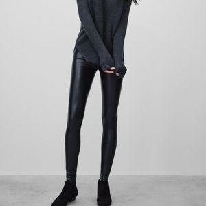 Aritzia Wilfred Free Daria Leggings Pants Medium